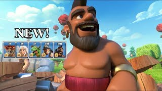 We Find New Hog HomeComing Lunar New Year 2018 Clash of Clans
