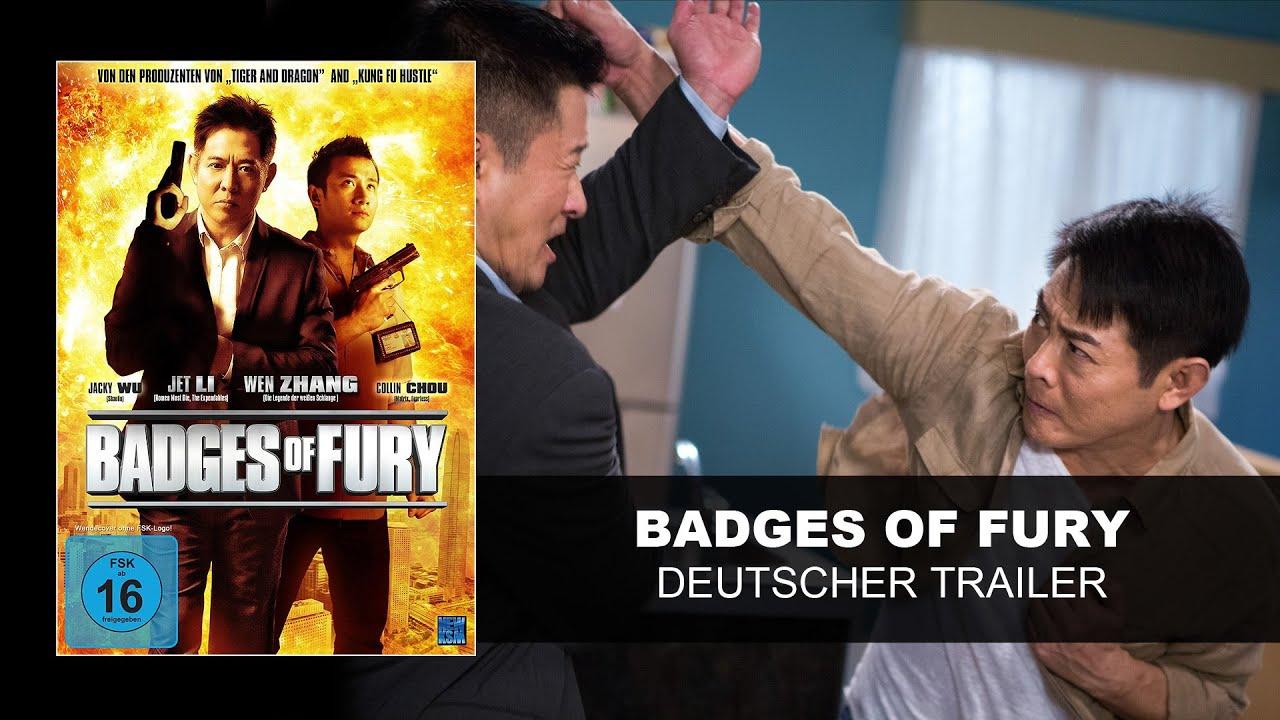 Badges Of Fury Deutscher Trailer Jet Li Ksm Youtube