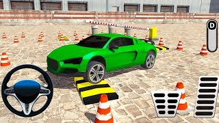 Car Parking Driver Test Multistory Driving Mania - Android Gameplay Walkthrough 1-12 Levels