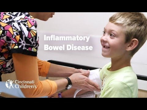 The Schubert-Martin IBD Center | Cincinnati Children's