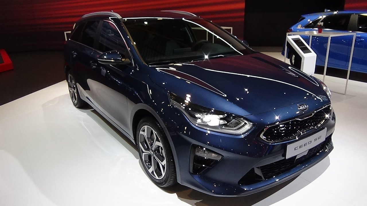 2019 kia ceed sw more 1 4 t dct isg exterior and. Black Bedroom Furniture Sets. Home Design Ideas