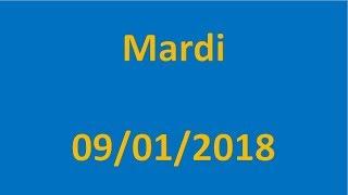 RESULTATS EURO MILLIONS DU 09/01/2018 !