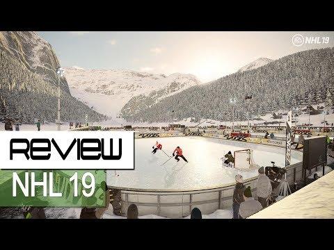 NHL 19 (PS4) ★ Games Review ★ [HD] ★ German | Deutsch
