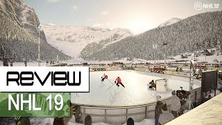 NHL 19 (PS4) ★ Games Review ★ [HD] ★ German | Deutsch