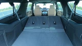 2021 Chevrolet Suburban Tutorial - How To Use Available Folding Sliding Rear Seats