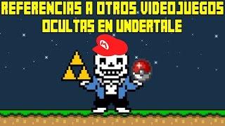Referencias a Otros Videojuegos Ocultas en Undertale - Pepe el Mago