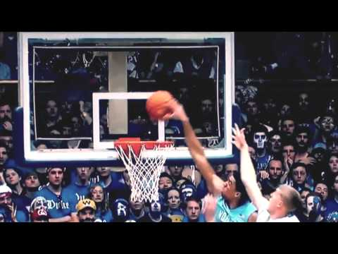 James McAdoo - UNC Highlight Promo