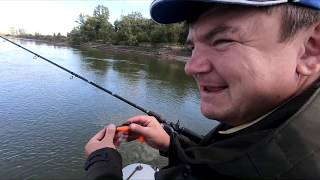 Рыбалка на щуку осенью. Когда стреляет одна точка. Варим уху для друзей / AikoLand TV