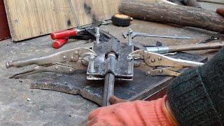 Как изготовить приспособление для сварки труб своими руками(Скидки на ручные и электроинструменты- http://fas.st/aqsUe http://bit.ly/2h3yt1q ручные инструменты из Китая. http://bit.ly/2g6kcBb..., 2015-03-11T17:25:08.000Z)