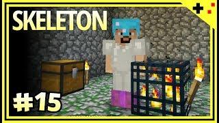 SKELETON SPAWNER - Minecraft Türkçe Survival - S2 Bölüm 15