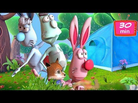 Hop Petits Lapins Hop Hop Hop & Autres | Comptines Pour Bébé