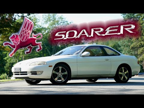 Why I bought a Toyota Soarer!