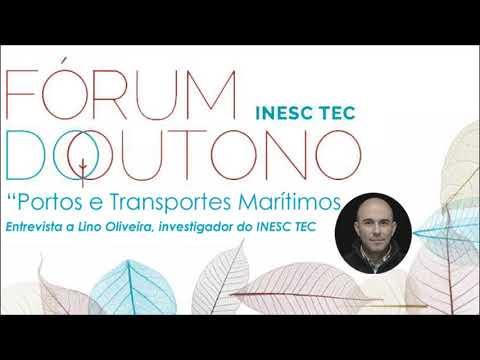 Fórum INESC TEC do Outono : Entrevista Lino Oira áudio