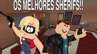 Roblox- Os Sherifs Salvaram O Dia!! -Mily Games