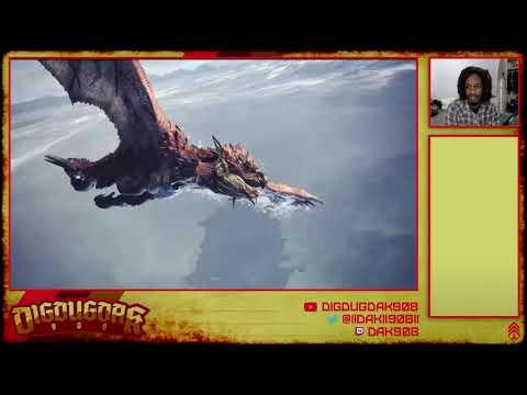Monster Hunter World Developer Update Reaction thumbnail