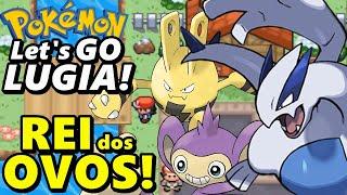 Ecruteak City e EGGs - Pokémon Let's Go LUGIA! (Detonado - Parte 4)