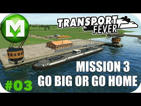 ▶Transport Fever◀ - Vanilla - Hard - Achievement Challenge EP03