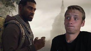 Реакция на The Walking Dead — Трейлер игры от OVERKILL (2018)