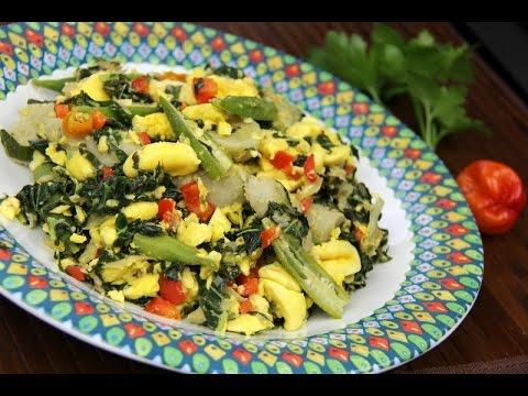 Ultimate Caribbean Breakfast Plate 1-Tasty Tuesday's | CaribbeanPot com