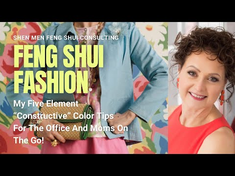 """Feng Shui Cures """"I Have Nothing To Wear!"""" constructive"""