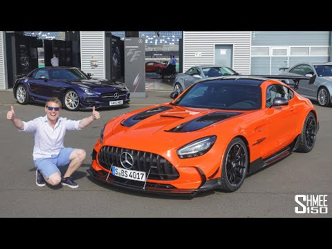 I'm BUYING an AMG GT BLACK SERIES! New Shmeemobile Spec Confirmed