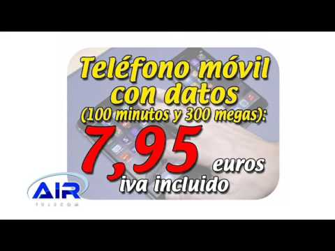 Air Telecom - Operador local de internet
