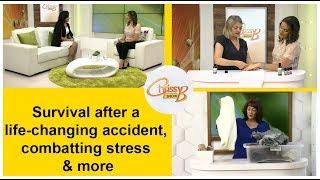 Überleben nach einem lebensverändernden Unfall, Krankheit, stress & mehr