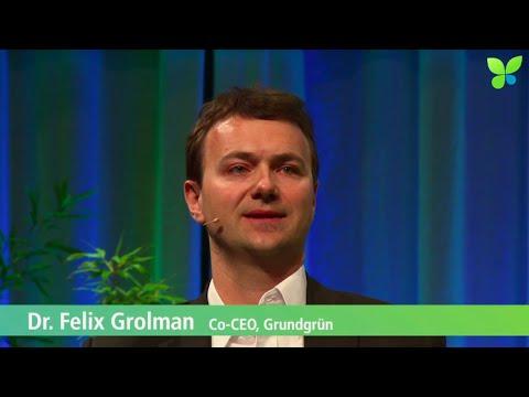 ECO14 Berlin: Felix Grolman Grundgrün