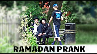 RAMADAN PRANK ON NON MUSLIMS!