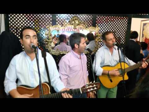 Grupo Desplante - Feria de Sevilla 2015 - 22/4/15