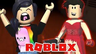 O LUCAS DO VESTIDO VERMELHO! - Roblox (Survive The Red Dress Girl)