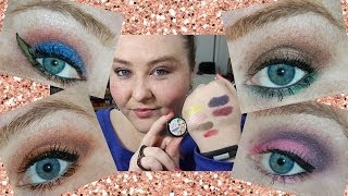 Glamour Doll Eyes Insider Package for March 2014 + 4 Eyeshadow Looks from Feb! Thumbnail