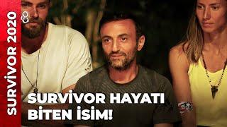 SURVİVOR'A VEDA EDEN İSİM!   Survivor Ünlüler Gönüllüler