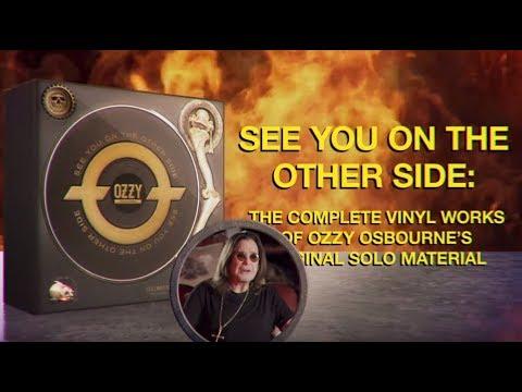 "Ozzy Osbourne vinyl box set ""See You On The Other Side"" set for Nov 29th 2019 ...!"