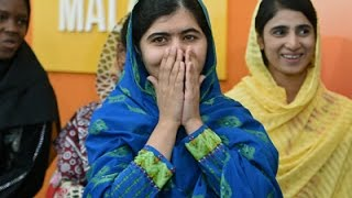Malala Attends New York Premiere of Documentary