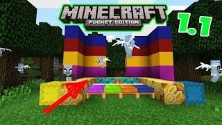 ПОДРОБНЫЙ ОБЗОР Minecraft PE 1.1.0.0