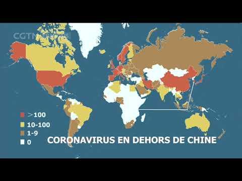 Coronavirus: davantage de signe de stabilisation