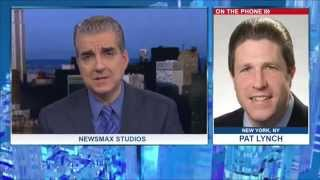Malzberg | Pat Lynch discusses Mayor de Blasio's condemnation of the police officers