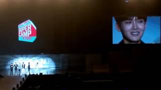 160214 Super CAMP in Taipei 應援反應 + 最後TALK +利特 唱 KISS GOODBYE + 特隊限定台灣ELF感言