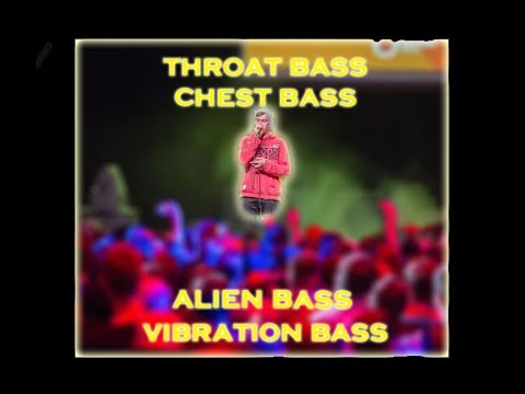 Outward Basslines | Vibration Bass, Alien Bass, Throat Bass...| -Codfish, Tomazacre, MTS...-