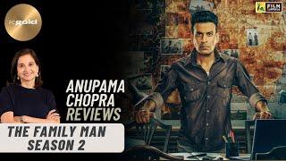 The Family Man Season 2 Review   Anupama Chopra   Manoj Bajpayee   Samantha Akkineni  Film Companion Thumb