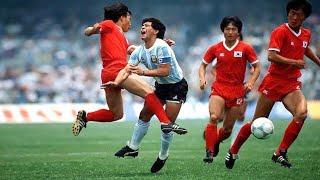 Maradona The Most Unstoppable Player in History