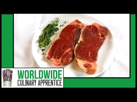 How to Cook a Sous Vide Steak - Rare - Medium Rare - Medium - Medium Well - Well Done -