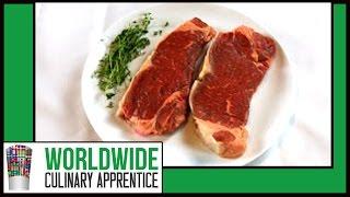 How to Cook a Sous Vide Steak - Rare - Medium Rare - Medium - Medium Well - Well Done -