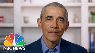 Obama Speaks At Town Hall On Policing And Racism | NBC News