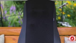 Обзор массажной накидки с подогревом сидения Planta MN-850B