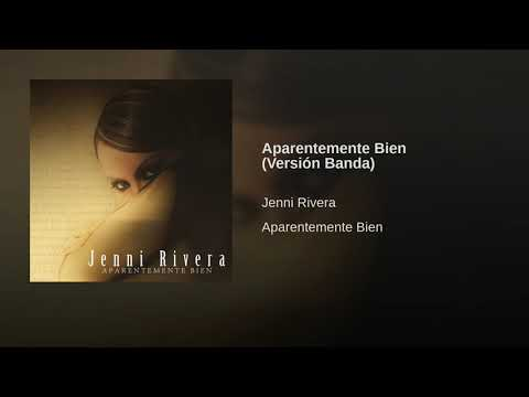 Jenni Rivera – Aparentemente Bien (Versión Banda – Official Audio)