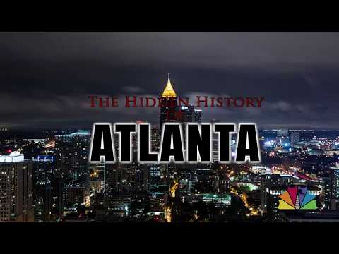 The Hidden History of Atlanta: The Marriott Poop Lions [dragoncontv]