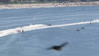 Rio Offshore Powerboat racing