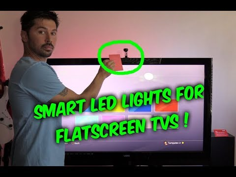 How to Install SMART LED BACKLIGHT kit For Flat-screen TVs